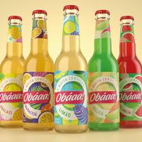 Брендинг и дизайн упаковки слабоалкогольного напитка