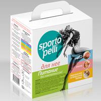 Лого и дизайн упаковки для спортивного питания