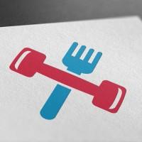 Вариант логотипа для спортивного питания