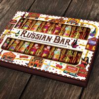 Концепт дизайна упаковки для шоколадных конфет с ликерной начинкой