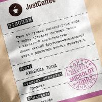 Дизайн этикеток для кофе в зернах