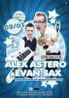 Alex Astero & Evan Sax A1