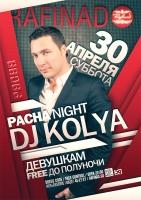 DJ Kolya 30 apr