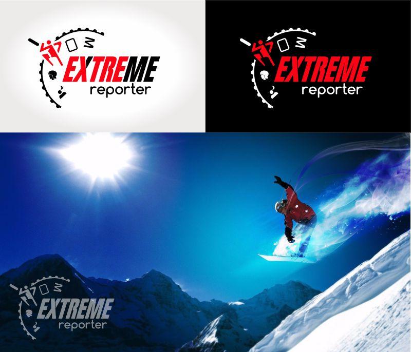 Логотип для экстрим фотографа.  фото f_2145a54ca679425d.jpg
