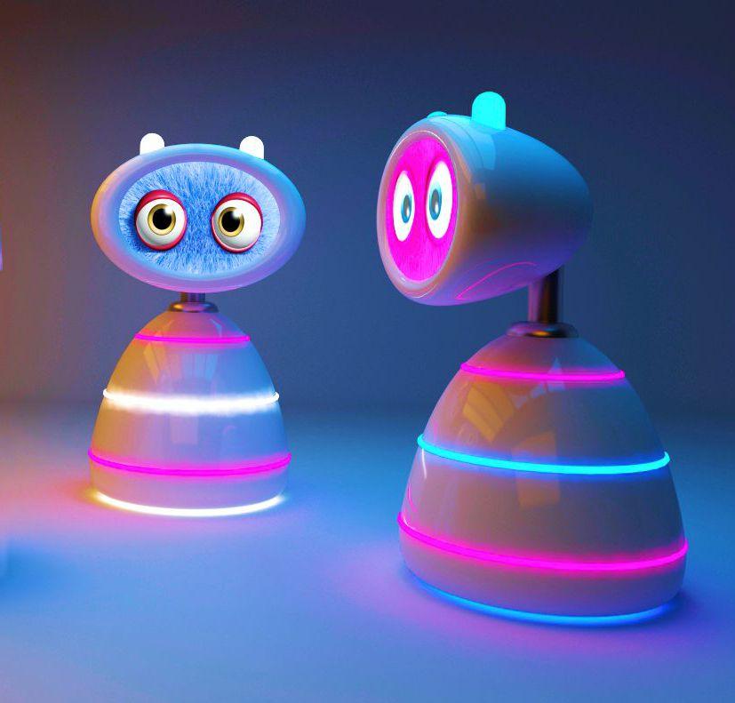Конкурс на разработку дизайна детского домашнего робота. фото f_2245a7c0625ca4a8.jpg