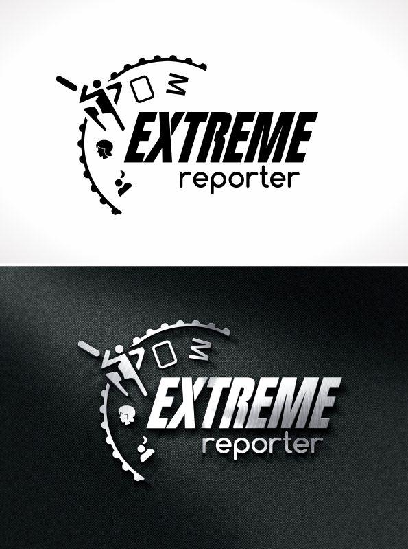 Логотип для экстрим фотографа.  фото f_6655a54cc7da0afe.jpg