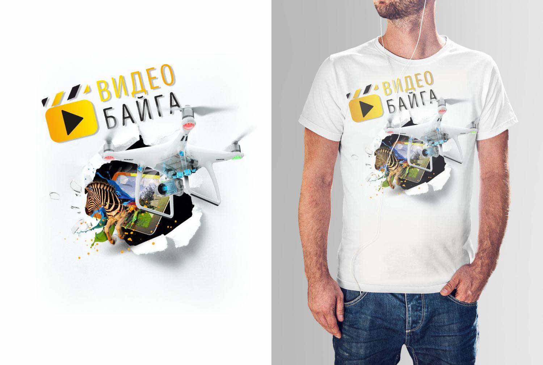 Дизайн принта на футболки для фестиваля YouTube блогеров  фото f_9325b471ceabd78a.jpg