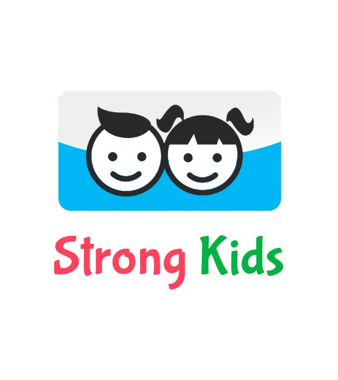 Логотип для Детского Интернет Магазина StrongKids фото f_6395c67a3ff9f3c6.jpg