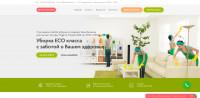 ECO-клининг — разработка сайта и контекстной рекламы