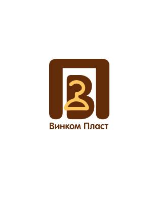 Логотип, фавикон и визитка для компании Винком Пласт  фото f_2485c390d4c6f22f.jpg