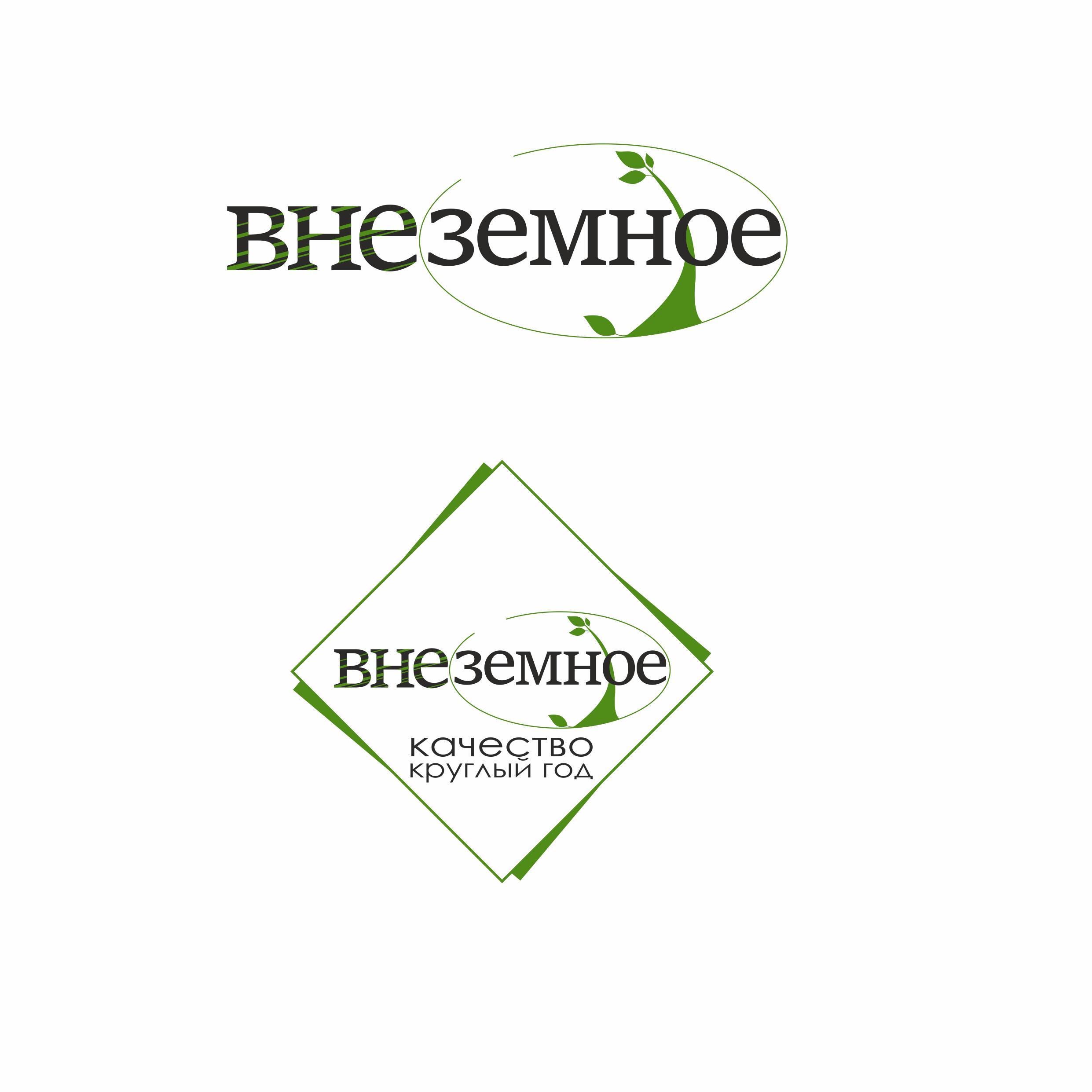 """Логотип и фирменный стиль """"Внеземное"""" фото f_1285e78be47c5aa5.jpg"""
