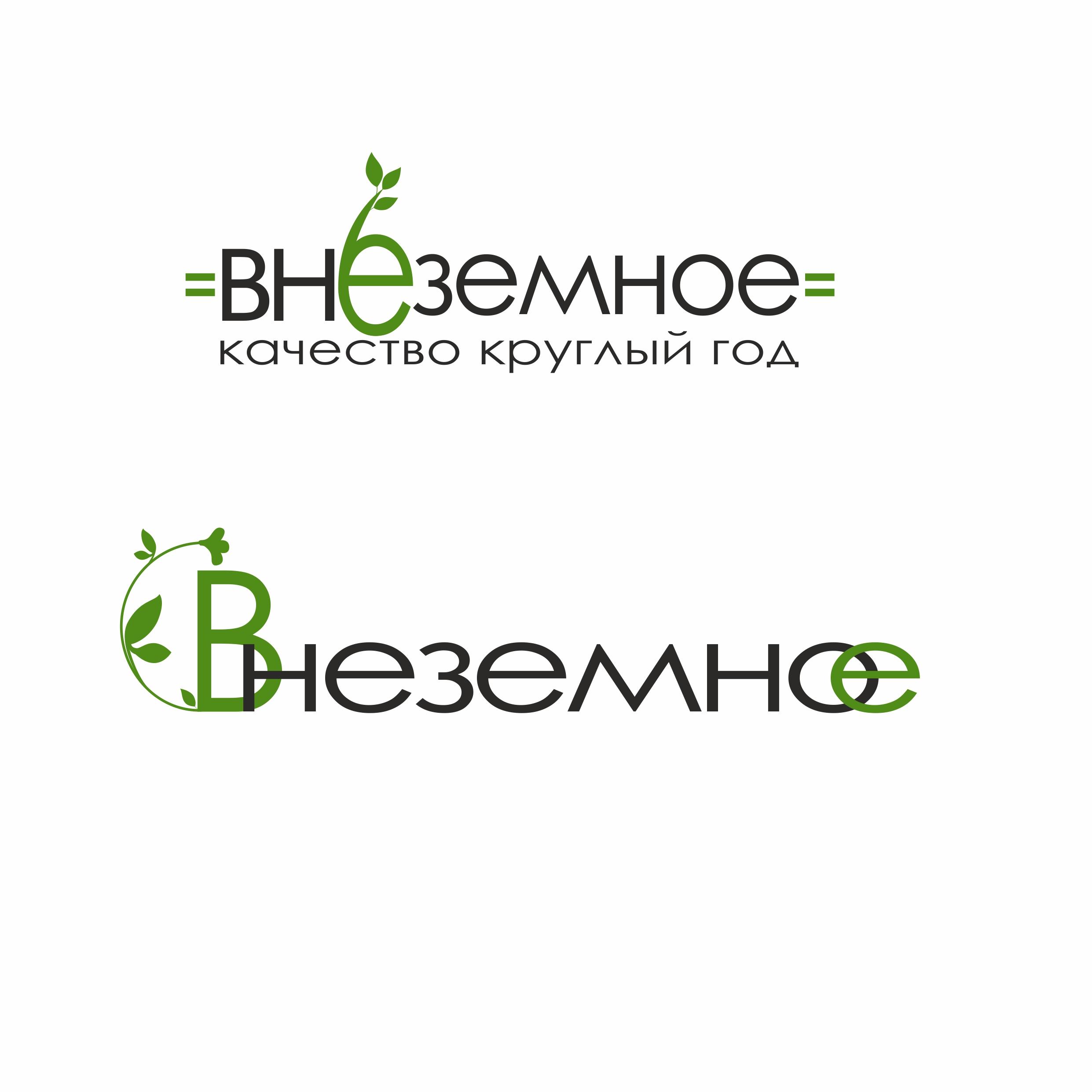 "Логотип и фирменный стиль ""Внеземное"" фото f_8335e78be4ca38e0.jpg"