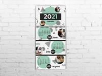 Календарь квартальный Офис