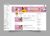 Youtube Sewing