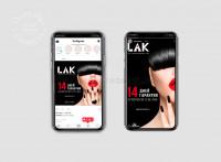 Instagram I LAK - 2 (пост и история)