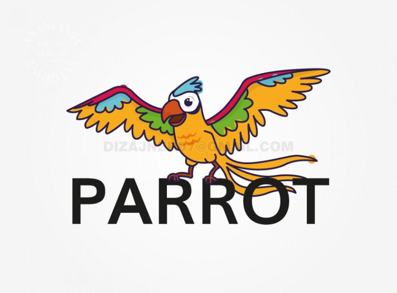 Логотип Parrot