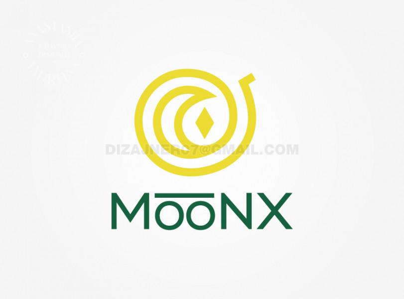 Лого Moonx