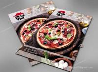 Листовка пицца хут