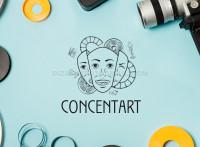 Логотип Concentart