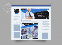 Facebok language courses