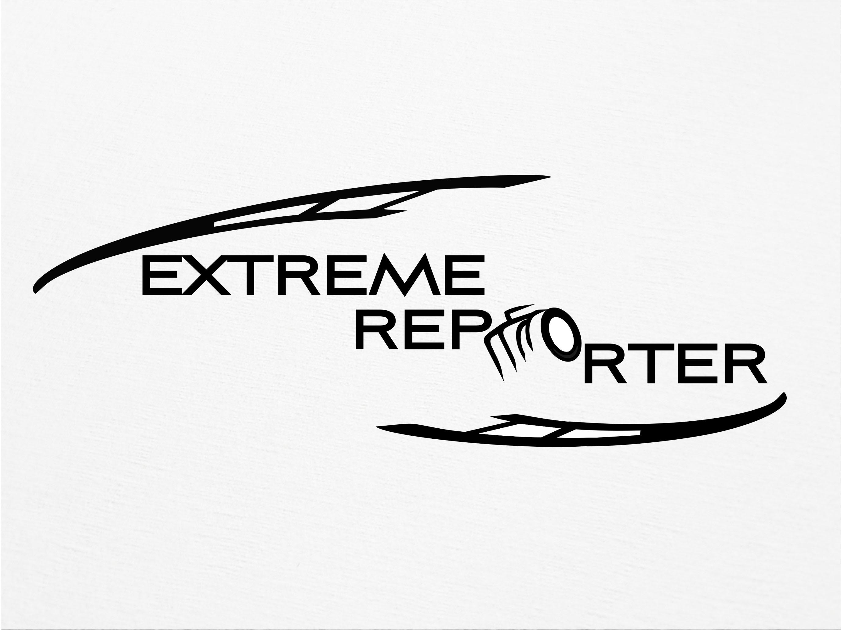 Логотип для экстрим фотографа.  фото f_0635a5623f4b8dfe.jpg