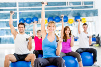 En-> Ru Правила поведения в фитнес-клубе