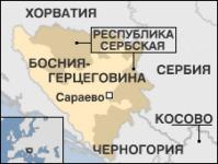 Босния, Сербия, Хорватия, Албания
