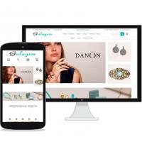 Интернет-магазин украшений Danon