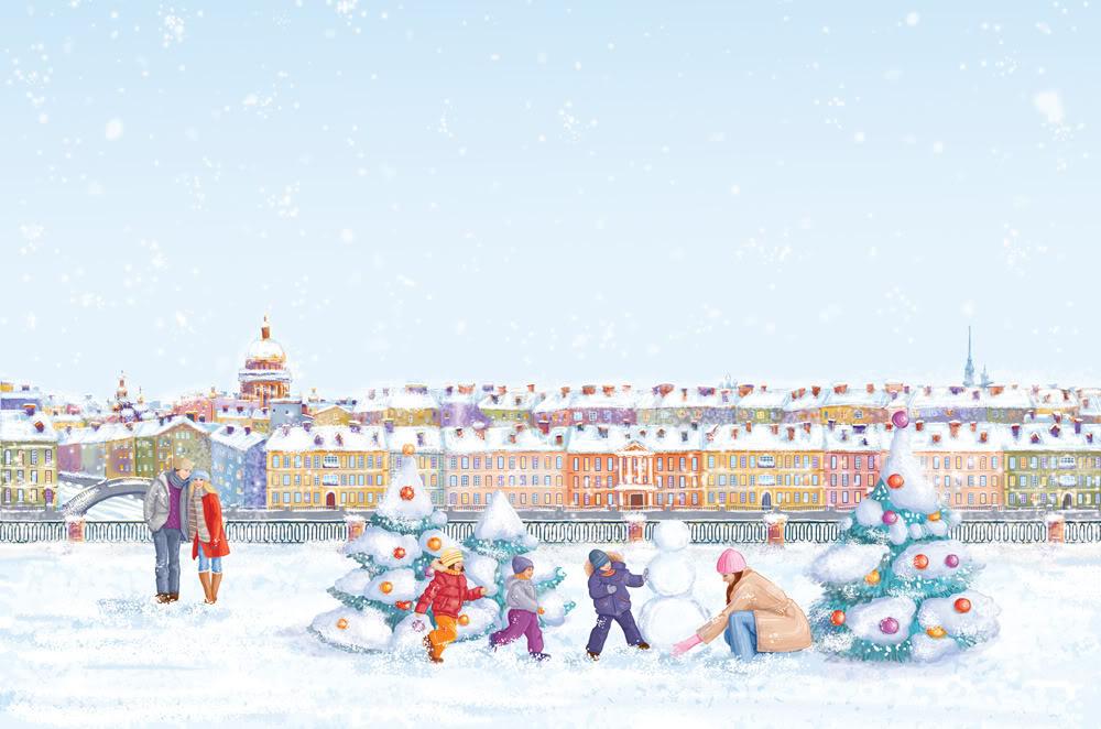 Иллюстрация для ГТК Россия