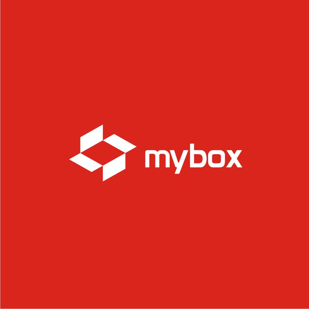 Логотип - MyBox