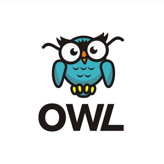Логотип - OWL Library