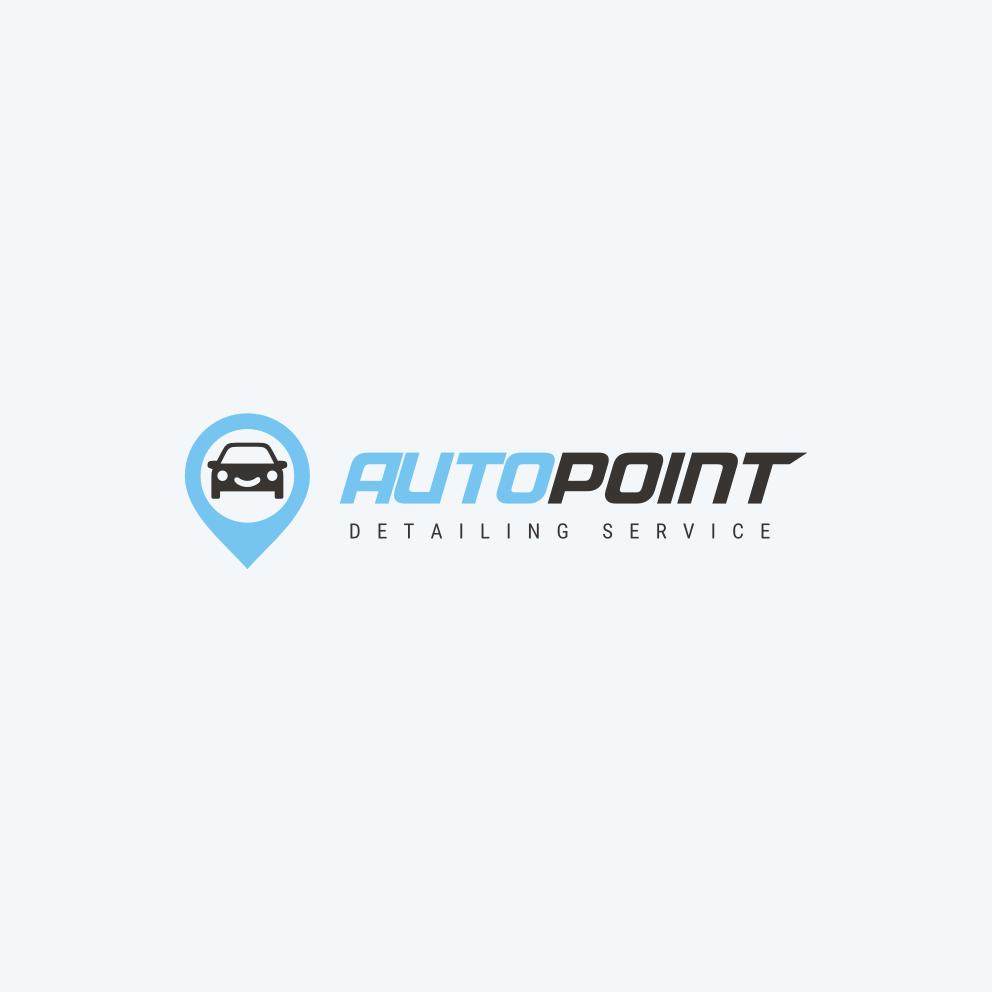 Логотип - AutoPoint