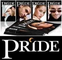 """Глянцевый журнал """"Pride"""""""