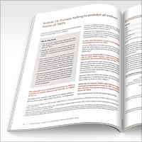 БРОШЮРА — доклад ВОЗ «European Tobacco Control Status Report 2014»