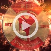 Анимированое лого  RED