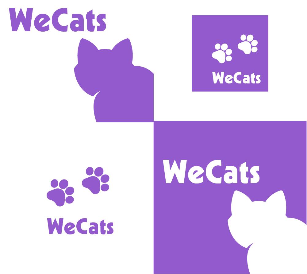Создание логотипа WeCats фото f_4545f196b38756dd.png