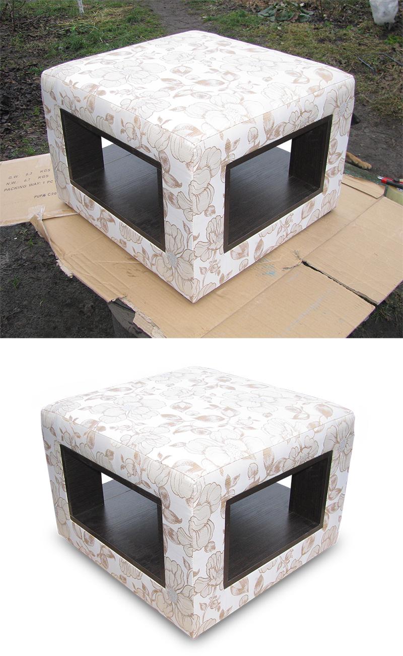 Обтравка мебели