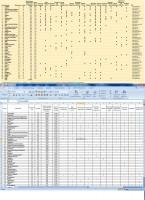Набор таблиц из jpg в xls