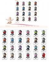 Сбор изображений с сайтов производителей товаров для детей