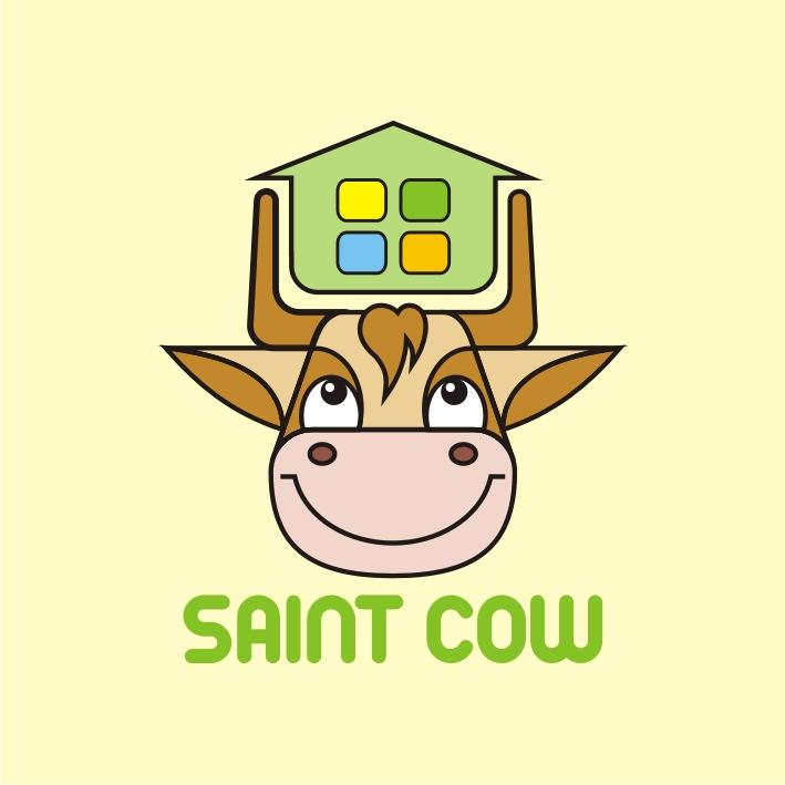 Фирменный стиль для компании Saint Cow фото f_50059c4de0320bdd.jpg