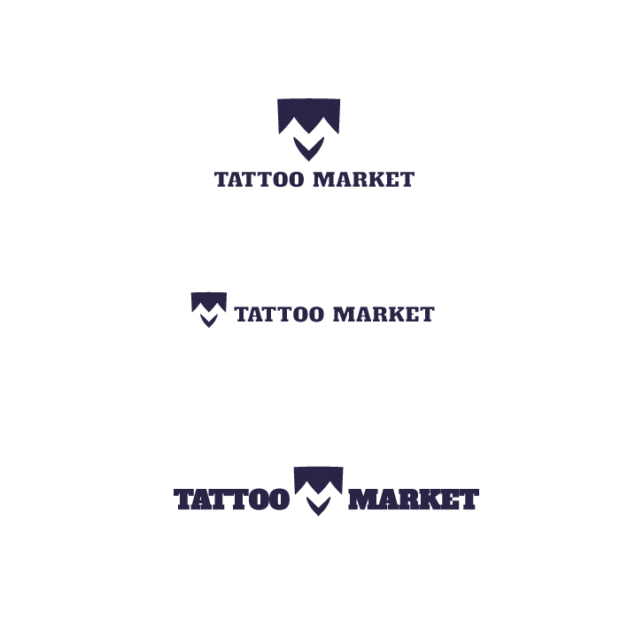 Редизайн логотипа магазина тату оборудования TattooMarket.ru фото f_4015c4193b1c7af9.jpg