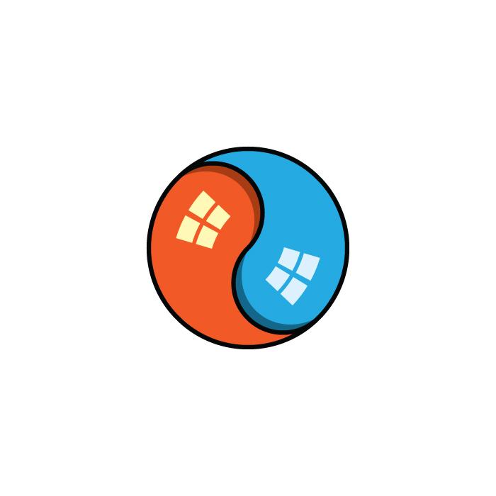 Редизайн / модернизация логотипа Центра недвижимости фото f_4555bbfafed2ba94.jpg