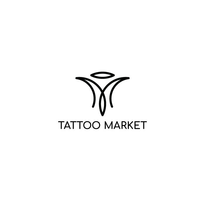 Редизайн логотипа магазина тату оборудования TattooMarket.ru фото f_6095c40d46107797.jpg