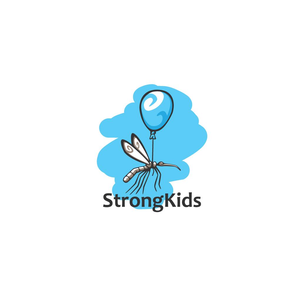 Логотип для Детского Интернет Магазина StrongKids фото f_6945c668857d751a.jpg