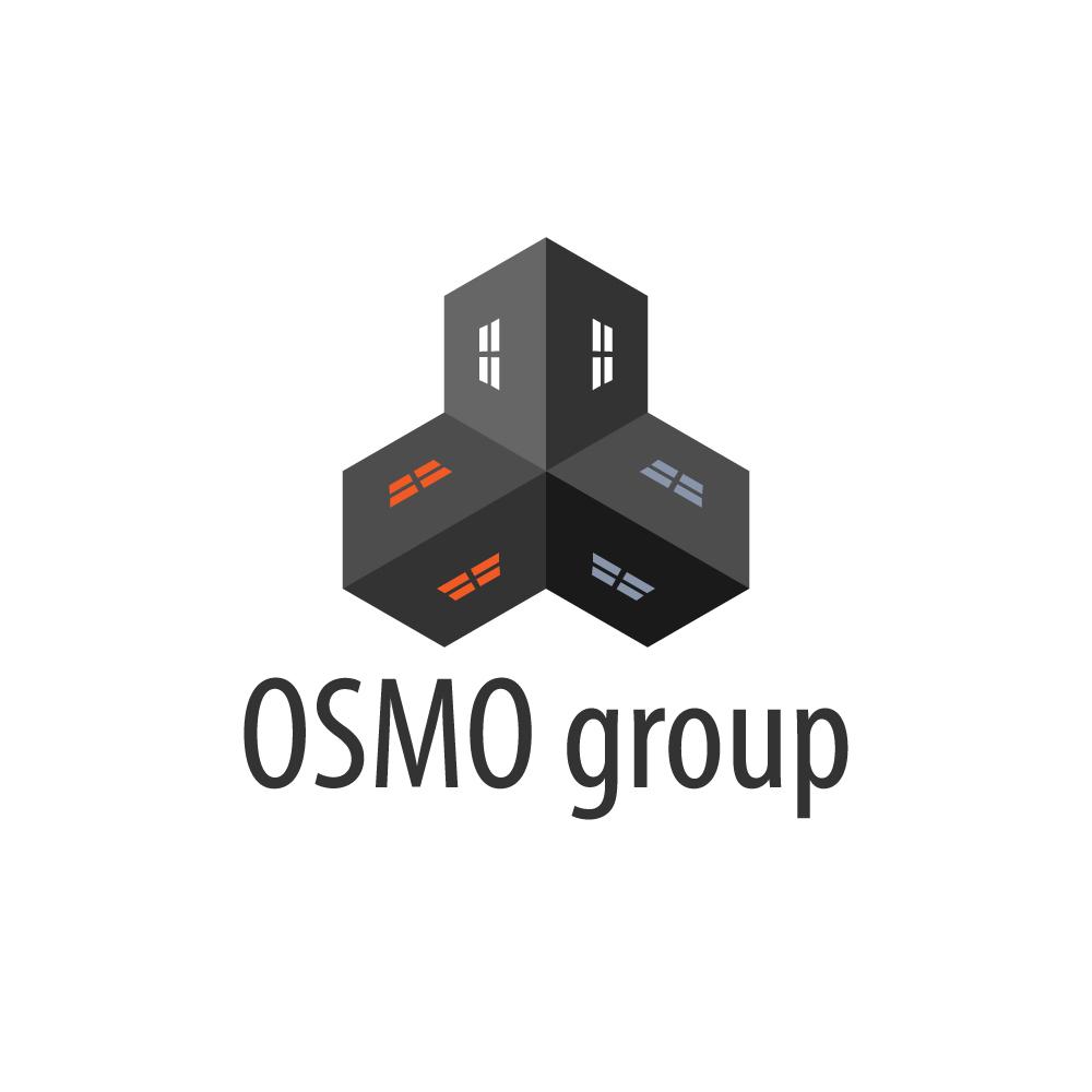 Создание логотипа для строительной компании OSMO group  фото f_70759b480cfa7a4f.jpg