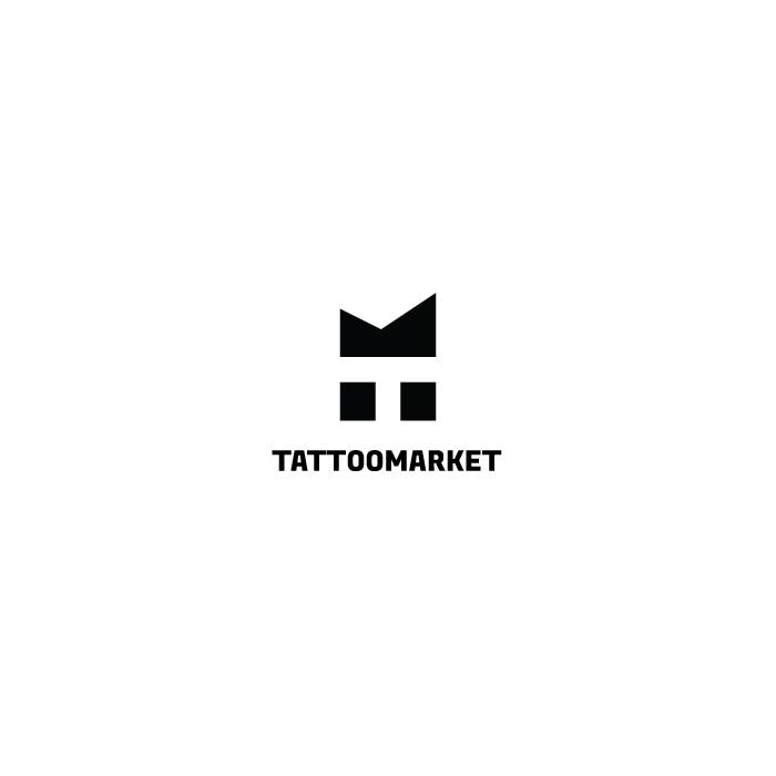 Редизайн логотипа магазина тату оборудования TattooMarket.ru фото f_7475c49f5aa802d7.jpg