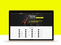 Интернет-магазин гитар