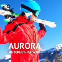 Дизайн сайта магазина лыжных товаров