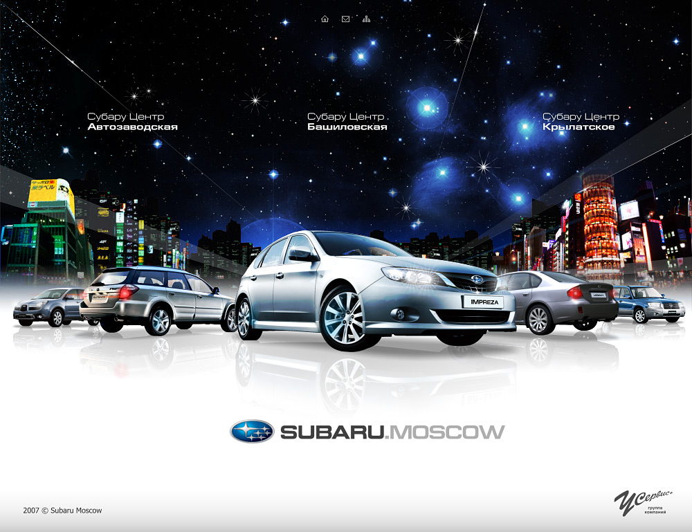 Subaru.Moscow
