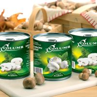 Концепция упаковки и дизайн этикетки «Columb»